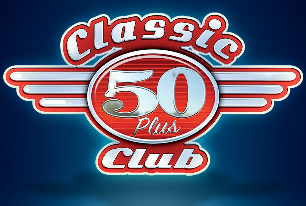 ALL-NEW Classic 50+ Club Every Thursday!