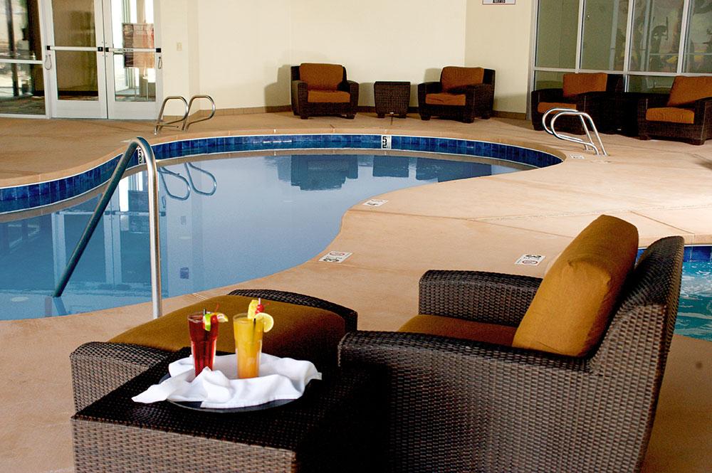 Hotel 66 Pool