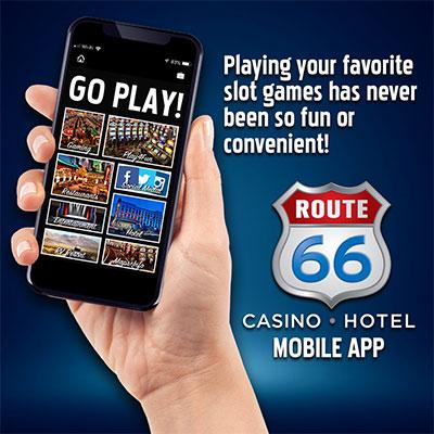 Route 66 Casino Mobile App Kicking Fun On The Go!