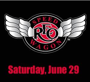 REO Speedwagon @ Route 66 Casino's Legends Theater