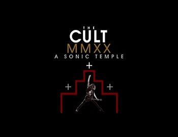 The Cult A Sonic Temple Concert at Rt66 Casino